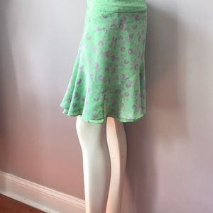 Marc Jacobs Skirts - Mark Jacobs Silk Floral Skirt Sz. 6